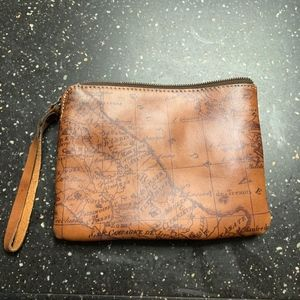 Patricia Nash Map Style, Wrist Wallet